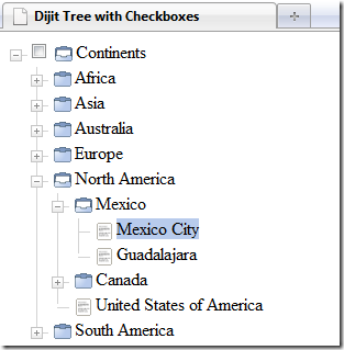 Step-5 Tree without checkbox